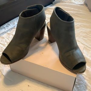 Call It Spring Open-Toe Shoes -Size 9